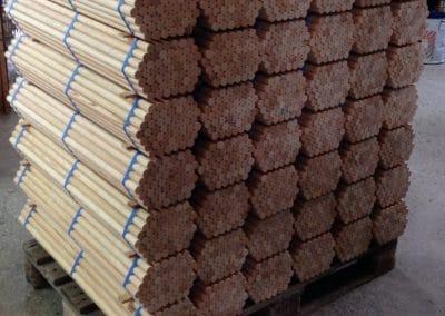Fabrication de vos bâtons ronds en bois, Bwood.17