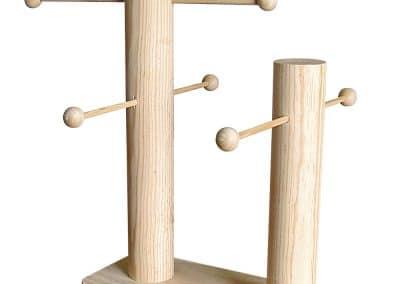 Fabrication de bois cylindriques et bâtons ronds pour l'Industrie du jouet en bois, Bwood.17